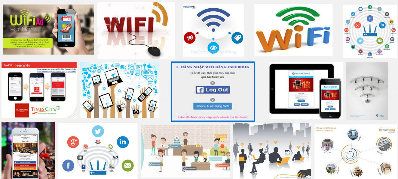 Khái niệm về Wifi Marketing