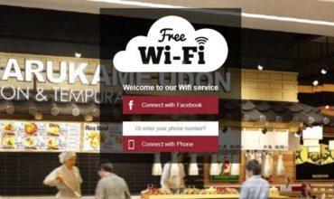 Thiết lập wifi nhà hàng