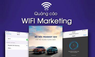 Quảng cáo wifi marketing